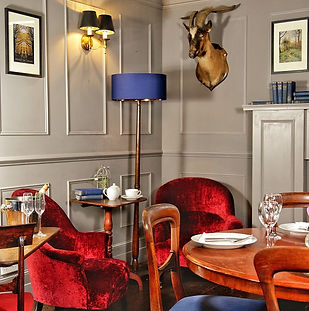 pop-up private dining venue hire