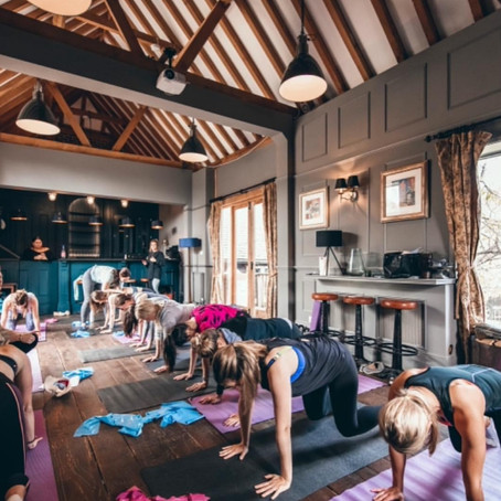 Your Holistic Staycation Venue for Wellness Retreats, only 1hr from London