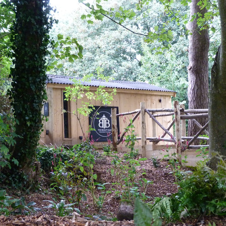 A new boutique Treatment Studio in rural Mayfield, East Sussex