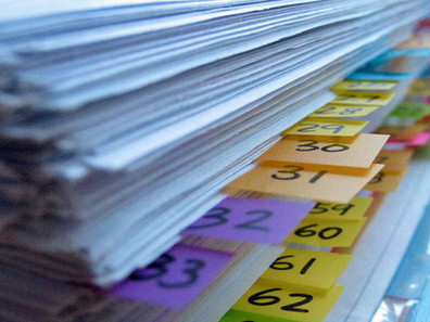 Paper Files Waste Billions. Try Document Management Solutions!