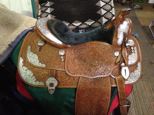 "16"" Billy Royal Show Saddle"