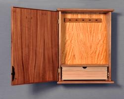 57' T-Bird Wall Cabinet