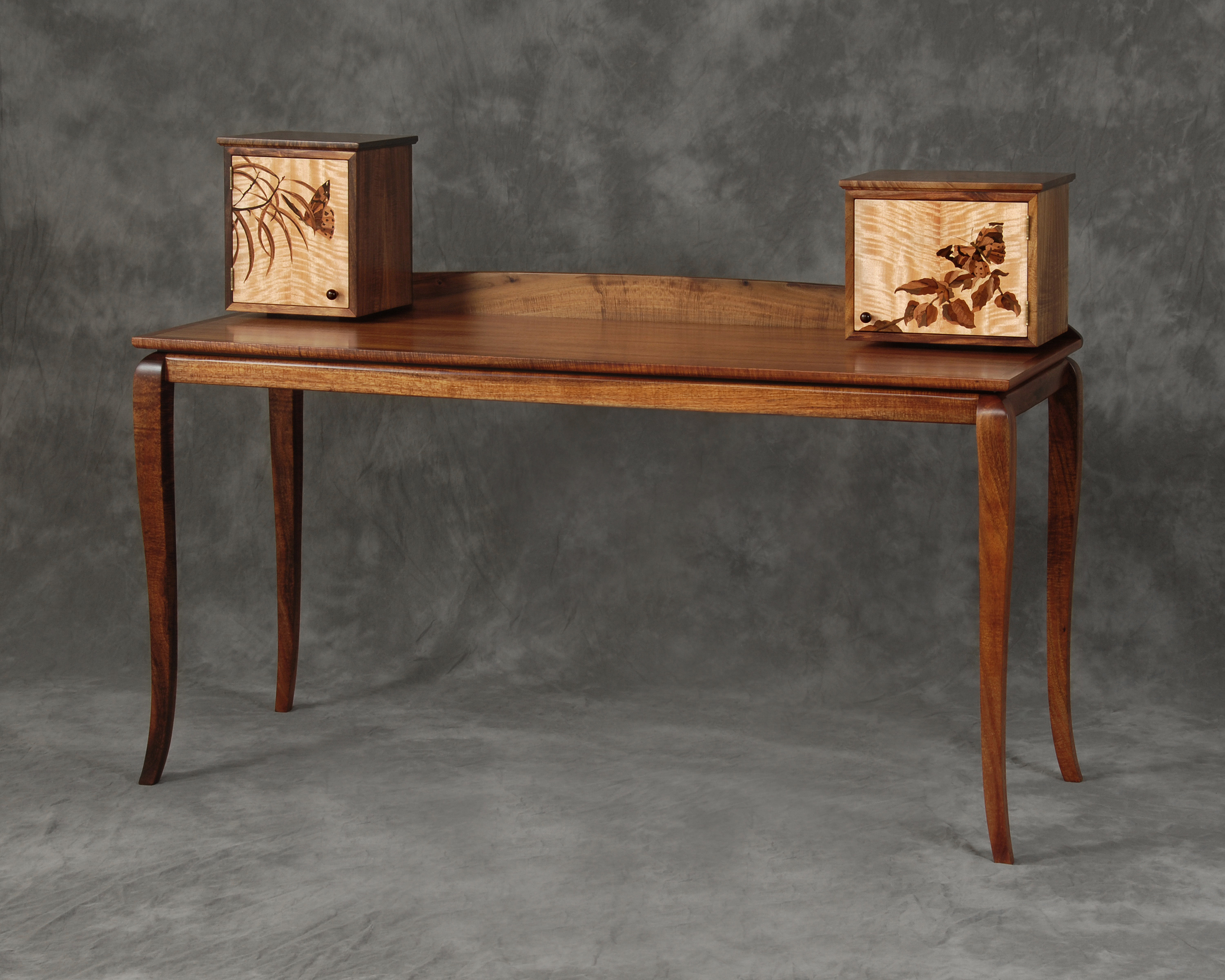 Koa Writing Desk