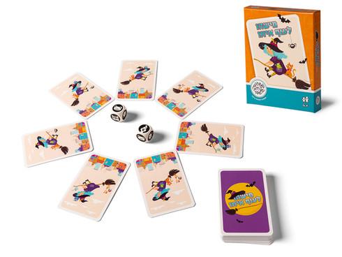 מישהו לעוף איתו - משחק קלפים של חיים שפיר