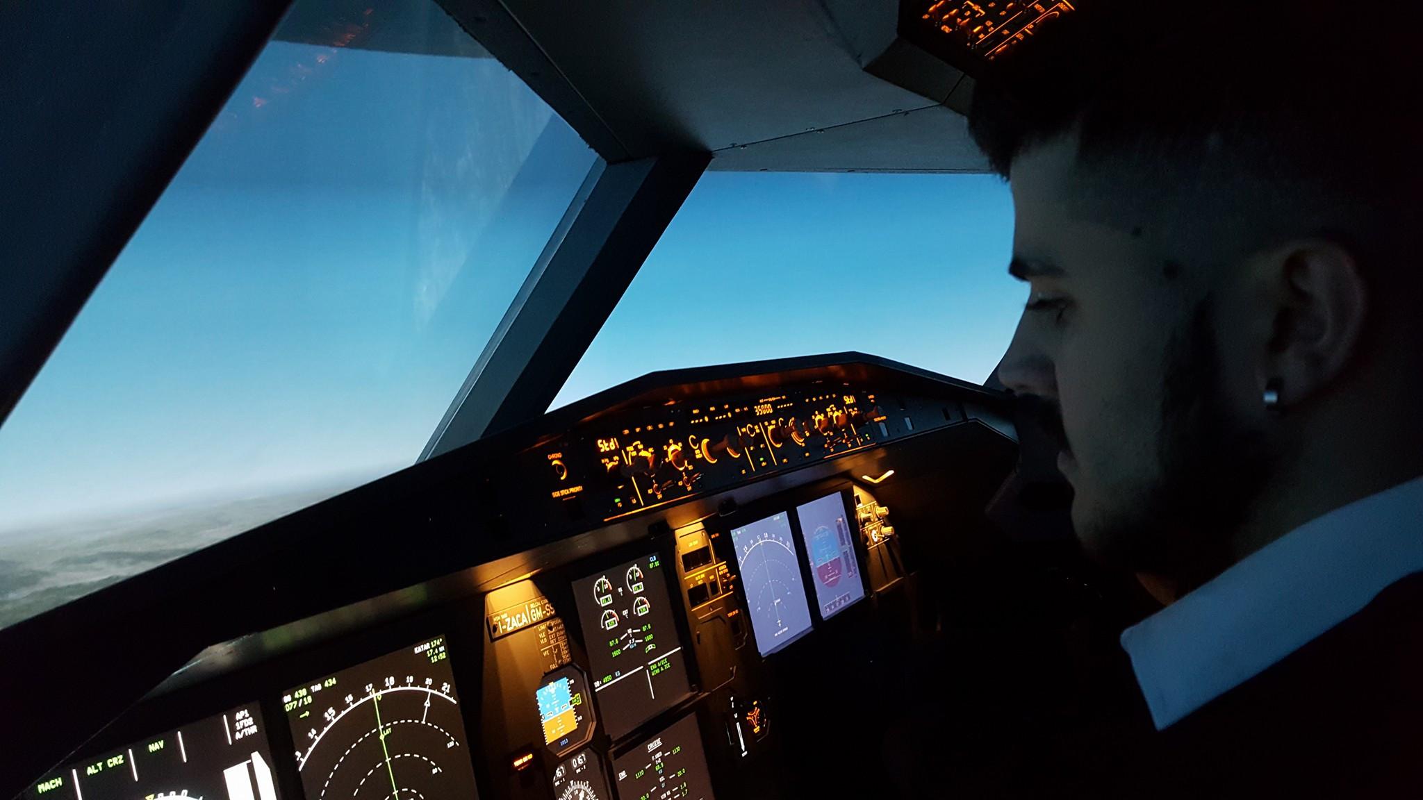 A320 Pack Business [60minuti]
