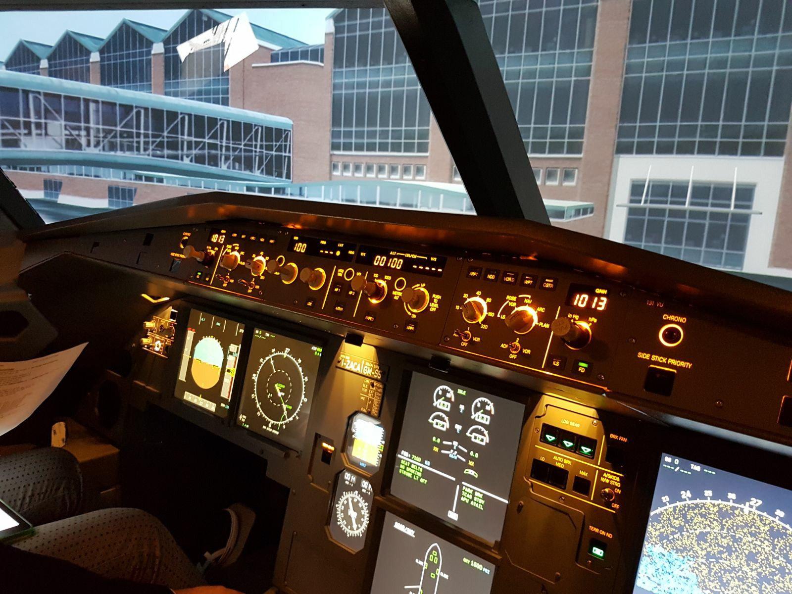 A320 Pack First [1ora e mezza]