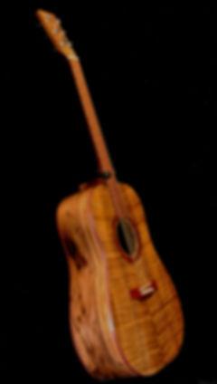custom made guitars by joe guitars