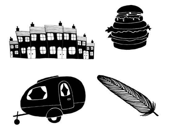 Bespoke Illustrative Icons