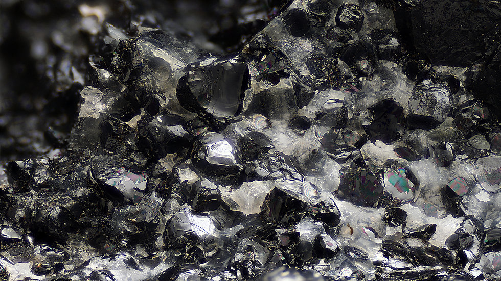 Hercynite - Mine Mouat - USA