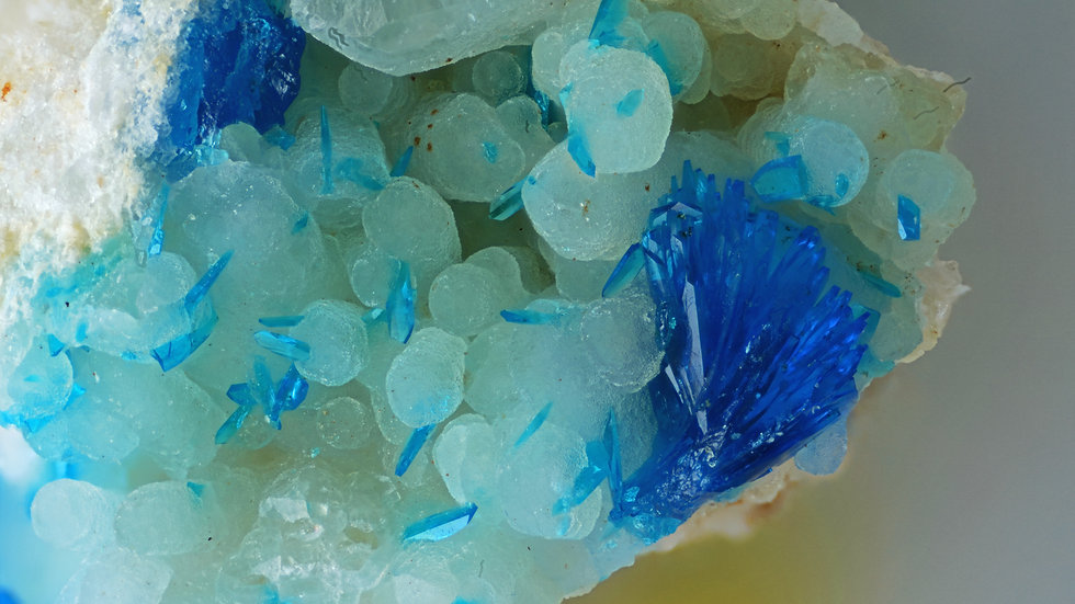 Veszelyite - Donghcuan District - China
