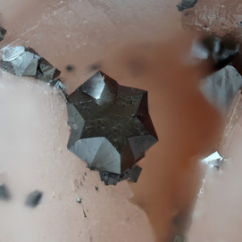 Hematite - Ightem - Maroc