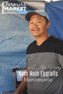 Nom Nom Eggrolls