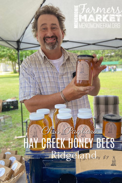 Hay Creek Honey Bees