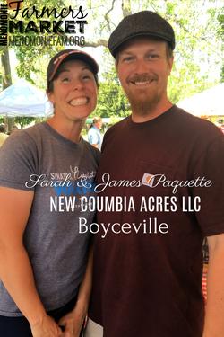 New Columbia Acres