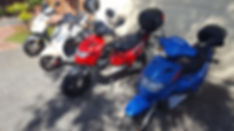 Avraa Scooter Hire fleet 3.jpg