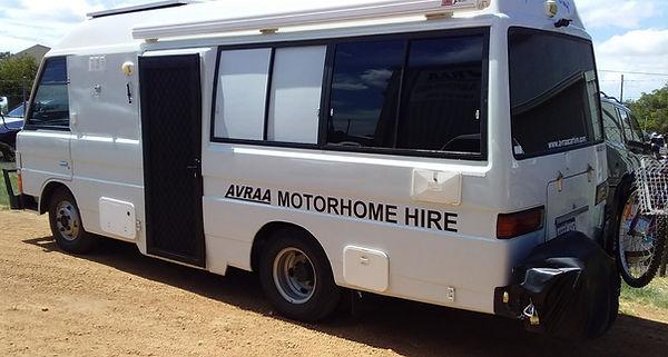Avraa Motorhome Hire W.A.  P. 0448202998