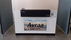 Avraa Car Hire Airport Desk Busselton Margaret River