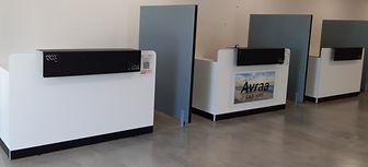 Avraa Car Hire Airport Desk