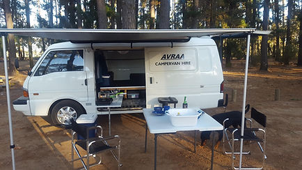 Avraa Camper Van