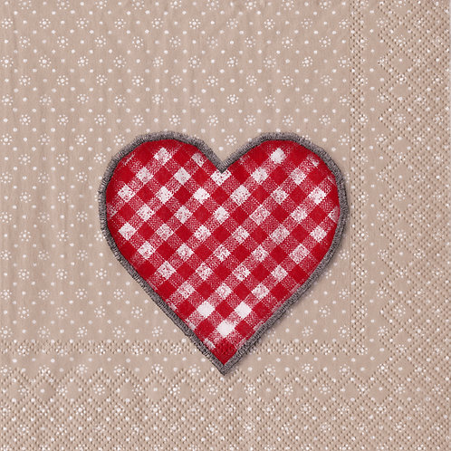 Serviette Lovely Dotty