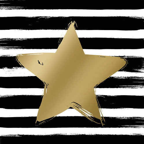 Serviette Star & Stripes