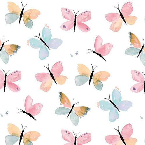 Serviette  Butterflies