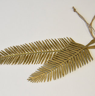 Palmblatt Renpet