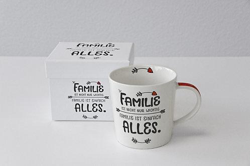 Tasse Familie