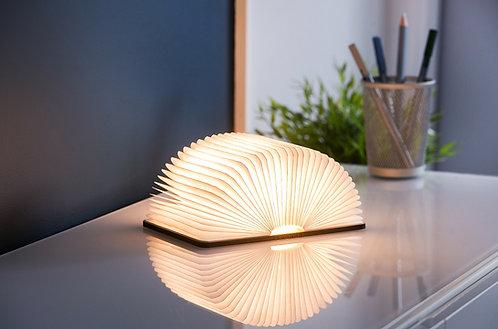 Gingko Smart Book Light | Leinen (Mini)