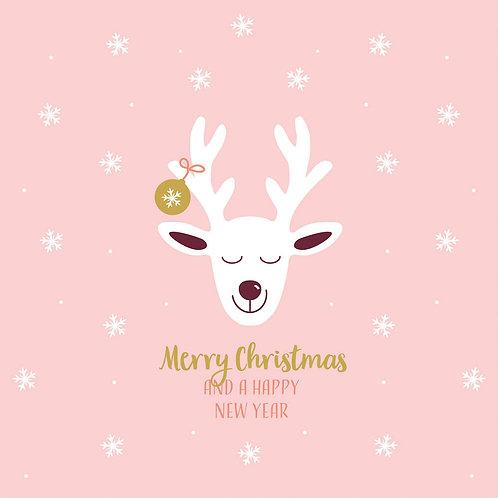 Serviette Rudolph