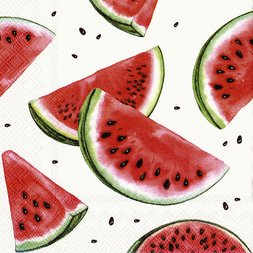 Serviette Watermelon