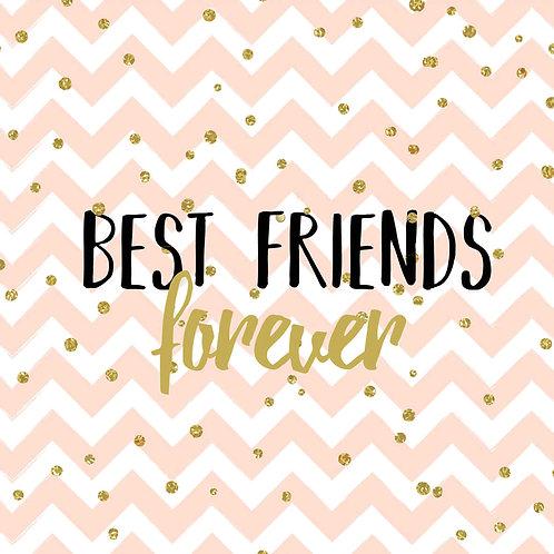 Serviette best friends
