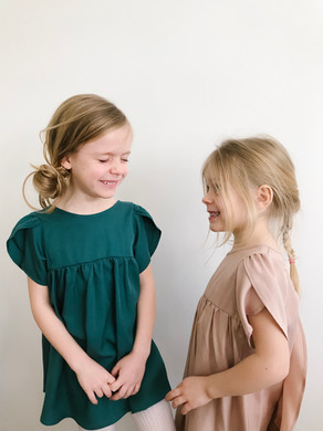 Ivy & Margot dress/tunic/blouse
