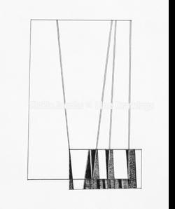 """Lines-12 (8.25x11"""")"""