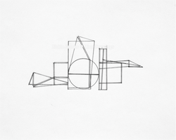 """Lines-50 (11x9"""")"""