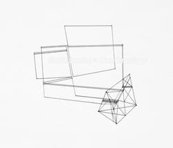 """Lines-05 (8.25x12"""")"""