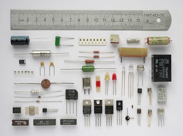 Elektrik ve Elektronik Devre Elemanları