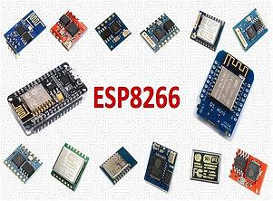 Esp8266 modülleri