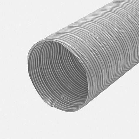 Flexibles Galvanisertes Rohr Stahl 0.08mm L=3m