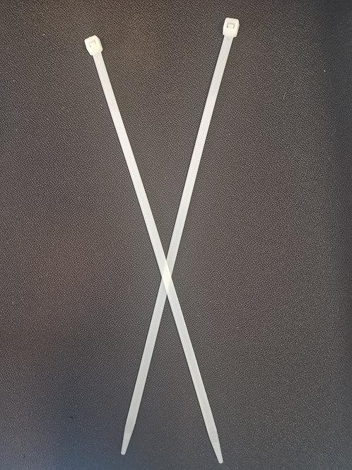 Kabelbinder, per 100 Stk.