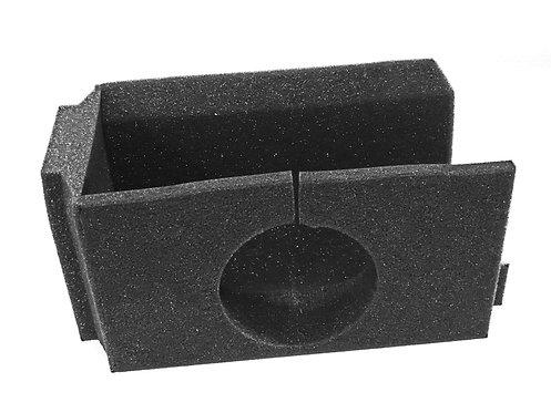 Schalldämmeinlage zu Kunststoffgehäuse