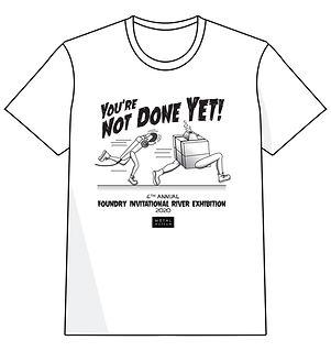 F.I.R.E. 2020 T-shirt Design