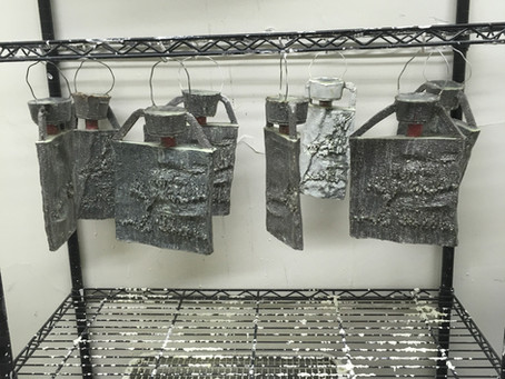 Learning the Art of Lost Wax Casting