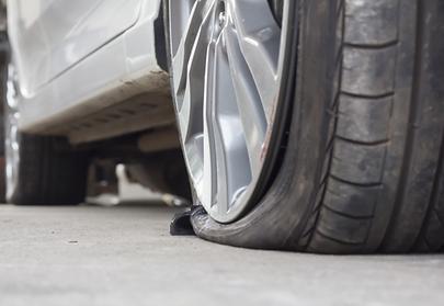 Puncture Repair Tyre repair Flat tyre