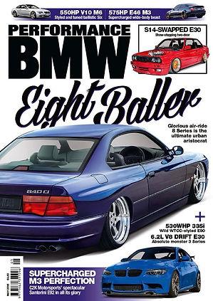 performance bmw magazine specialist tyres matt clifford