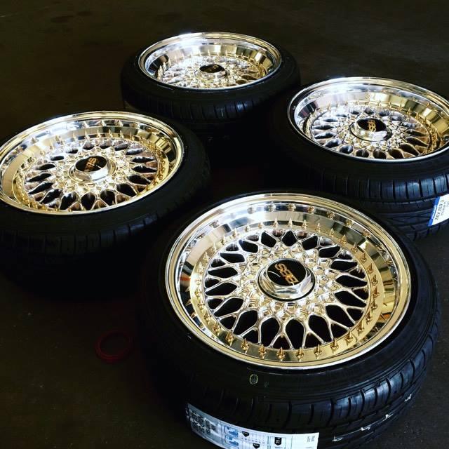 CCW Tyre stretch