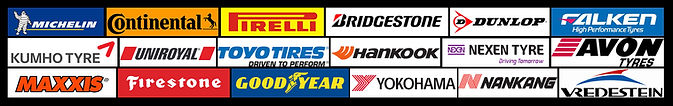 Tyre Brands we sell
