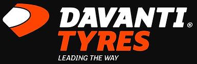 Davanti_Tyres_Logo_Stacked-wht on blk-01