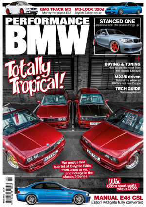 Performance Bmw Magazine Specialist Tyres