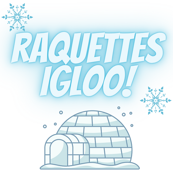 Raquettes et Igloos en vallée d'Ossau ☃️